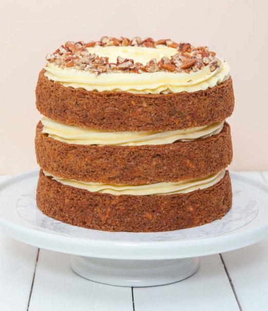 The Best Carrot Cakes Online - The Velvet Cake Co Bakery - Cape Town 2