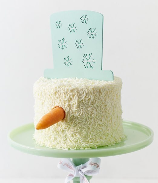 Best Christmas Dessert - Snowy Mini Cake Online - Cape Town - The Velvet Cake Co(7)