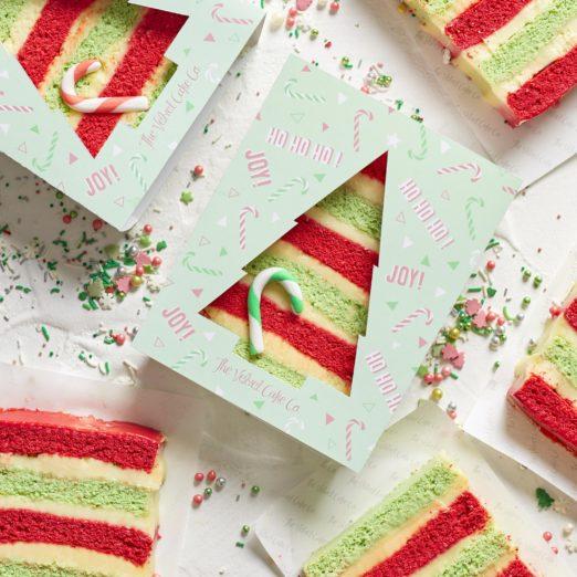 Christmas Cake online - Cape Town - The Velvet Cake Co (8)