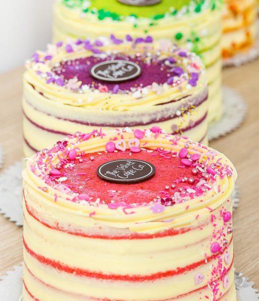 Colour Cakes