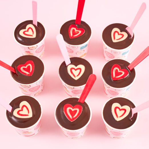 Cake in a cup online - Cape Town - The Velvet Cake Co Bakery - Valentines Day Gifts