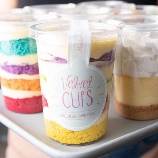 Cake online - Cape Town - The Velvet Cake Co Bakery